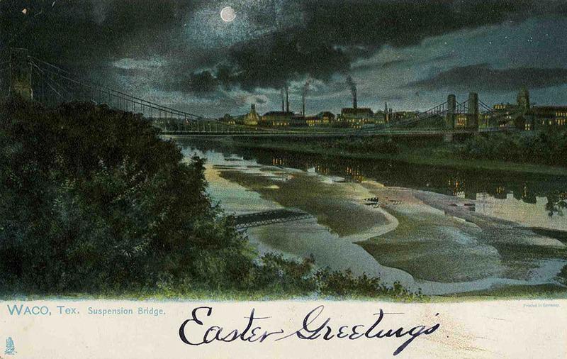 Commemorative Postcard (c. 1906)