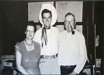 Hank's Parents