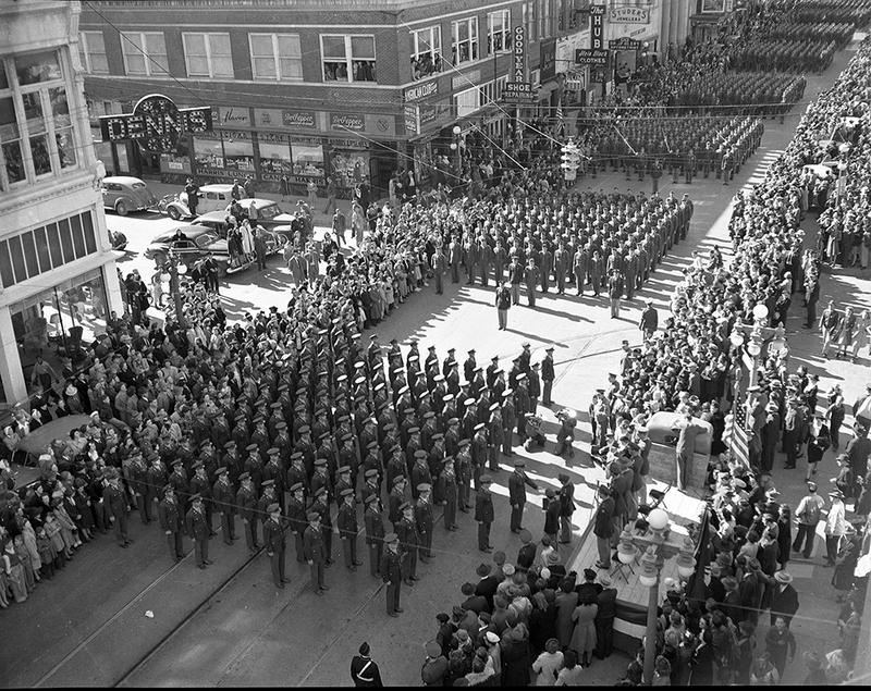 1940s Parade