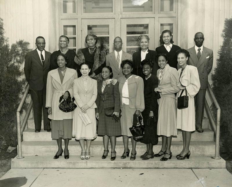 High School Faculty (1940)