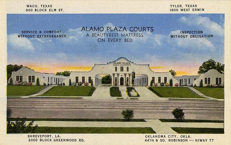 Remember the Alamo Plazas