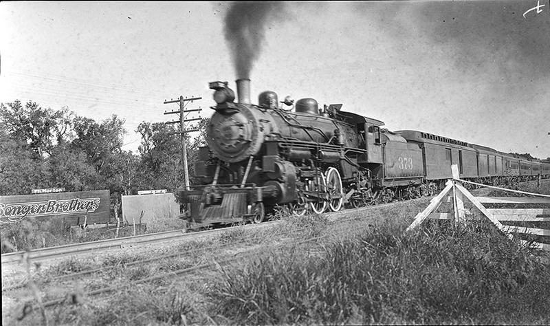 Passenger Train (c. 1915)