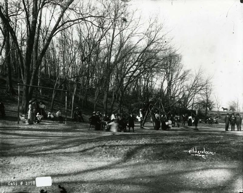 Playground at Wilson's Creek (1915)