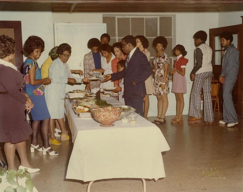 Church Dinner (late 1970s)
