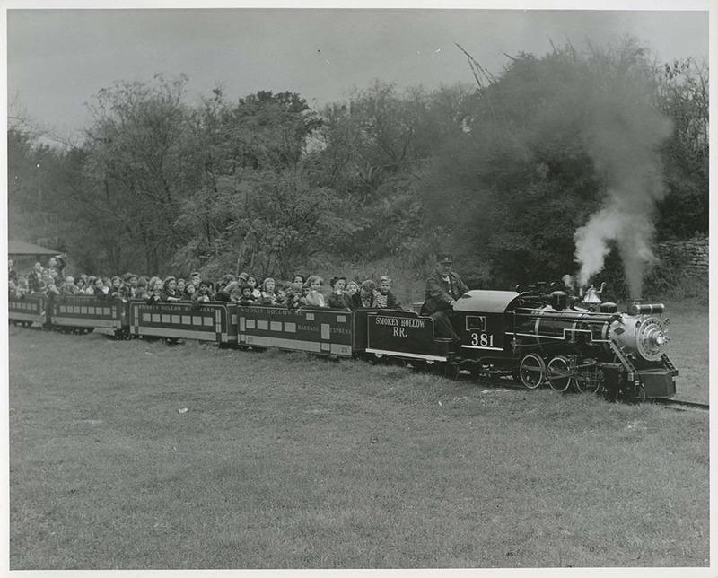 Smokey Hollow Railroad