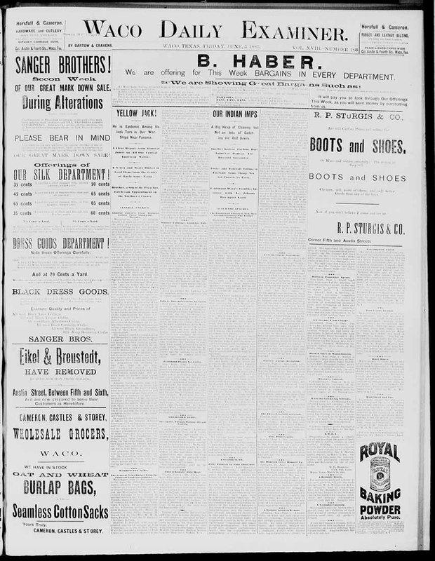 June 5, 1885