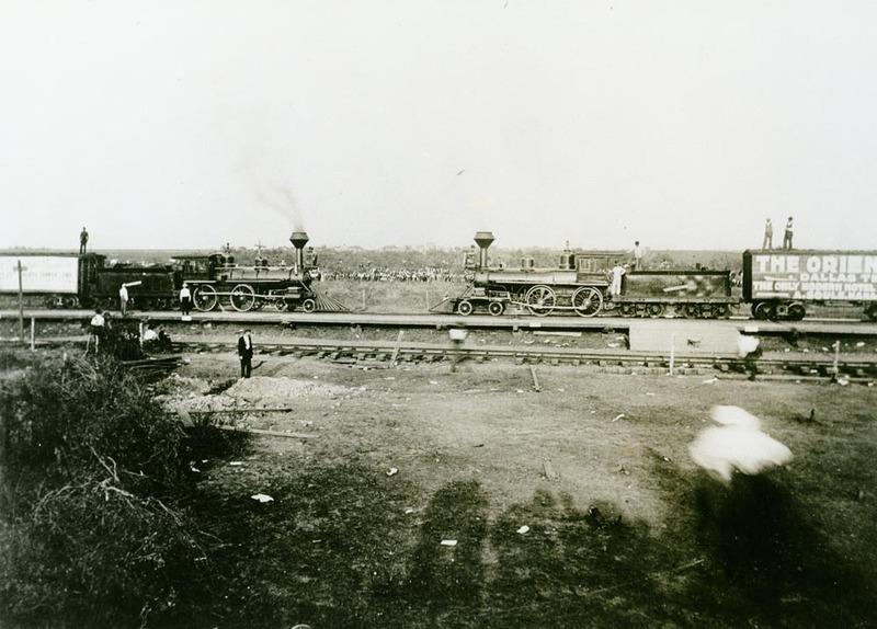 Crash at Crush (September 15, 1896)
