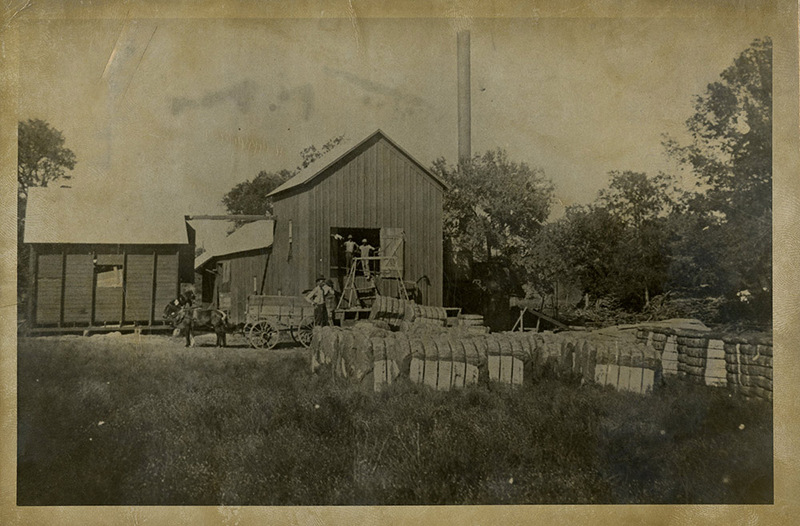 Neale Farm and Cotton Gin