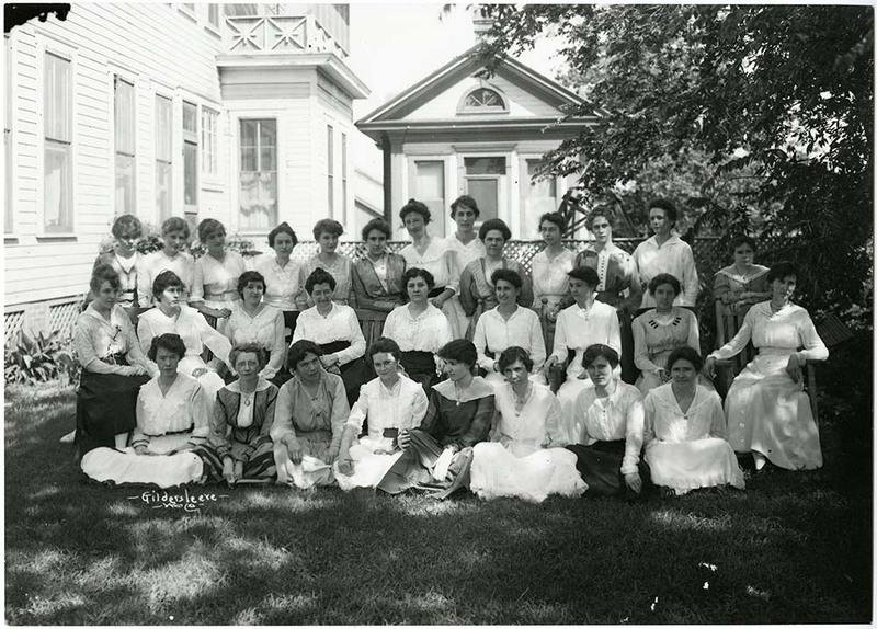 Business Girls (c. 1910)