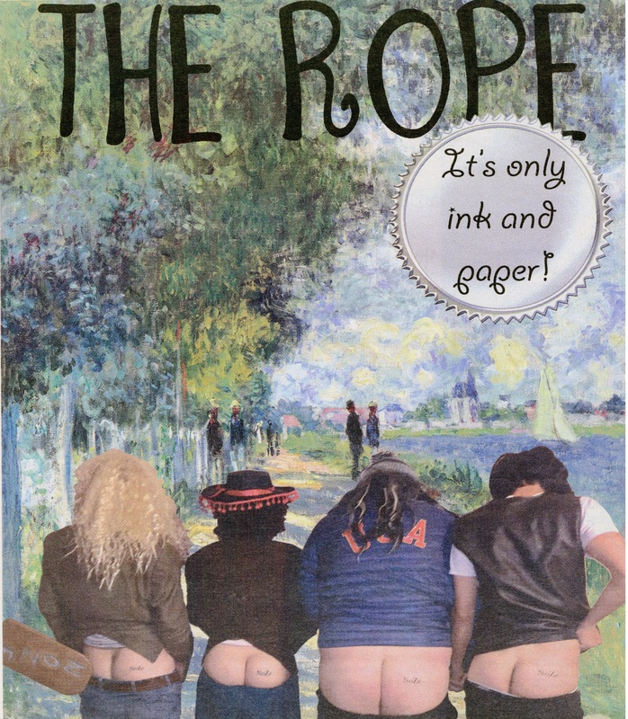 The Rope, Spring 2017