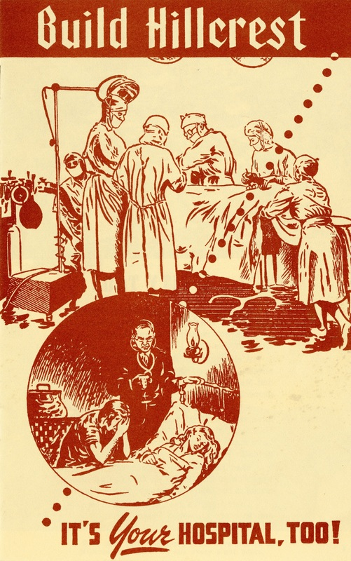 1939 Fundraising Pamphlet