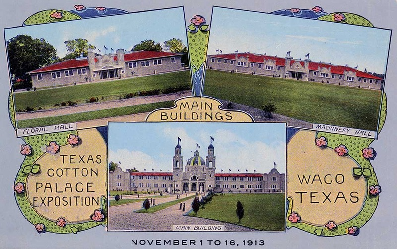 1913 Souvenir Postcard