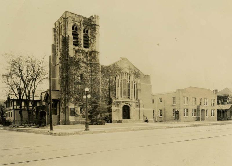(First Presbyterian, ca. 1914)