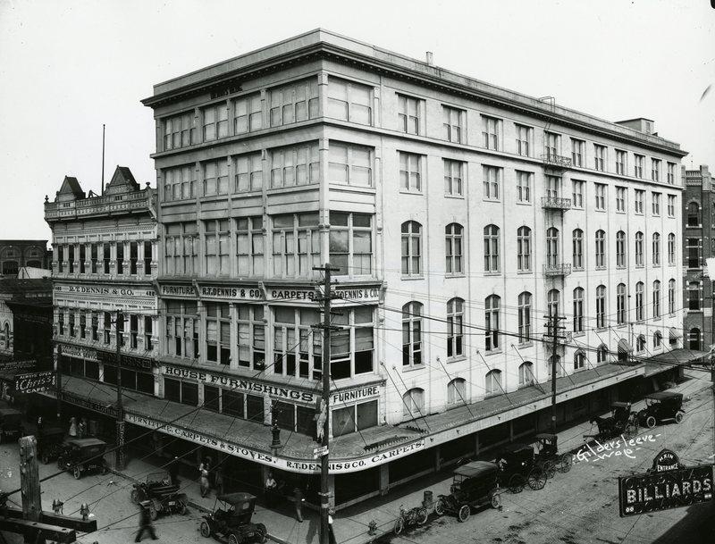 R. T. Dennis circa 1920