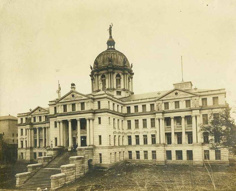Courthouse Exterior (early 1900s)
