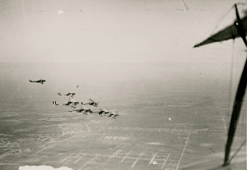 Curtiss in Formation