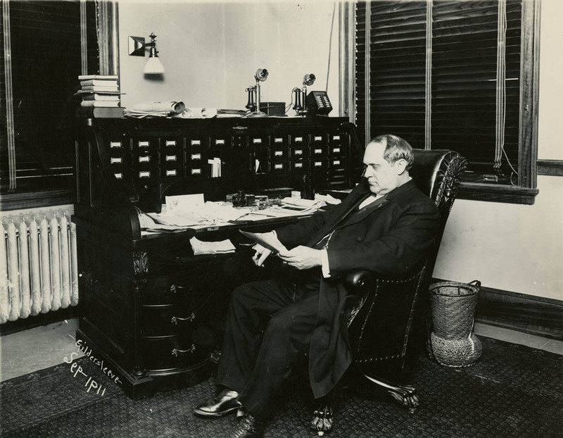 Amicable Life Insurance Company Founder (September 1911)