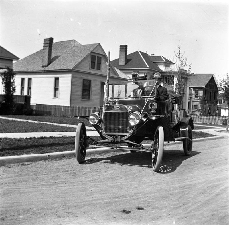 The Blomeyers (c. 1912)