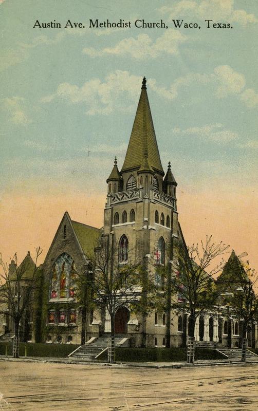 Souvenir Postcard (1916)