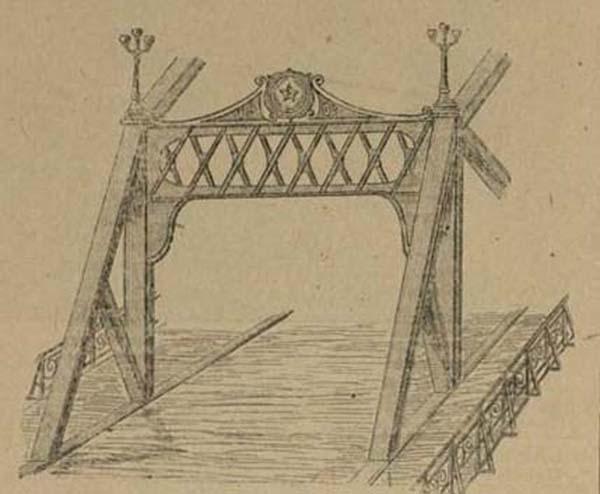 Approach to New Bridge