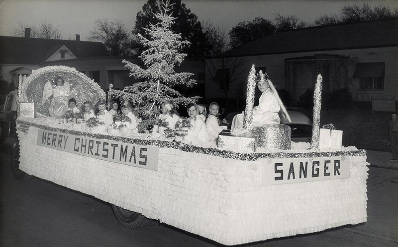 Christmas Parade (c. 1940)