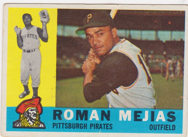 Mejias with the Pittsburgh Pirates