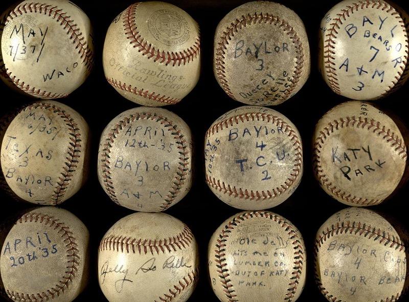 Game Balls (1930s)