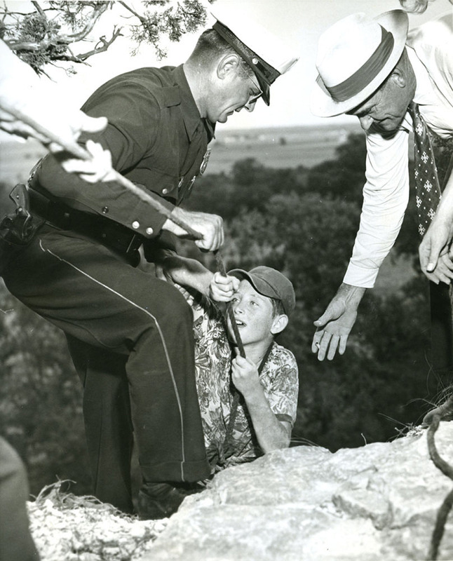 A Daring Rescue (August 1, 1953)