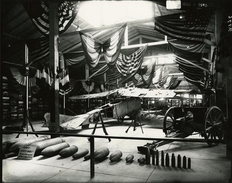 War Exhibit 1917