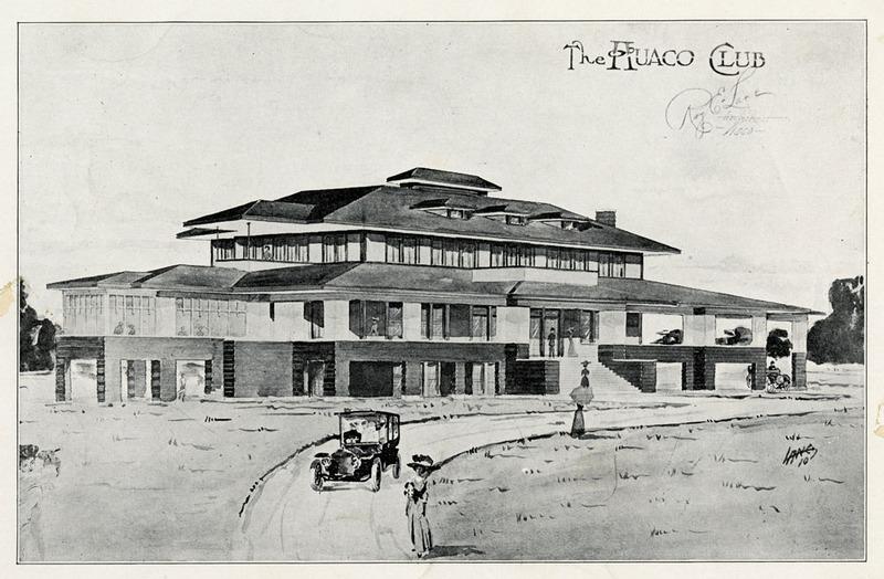 Huaco Club Design Sketch