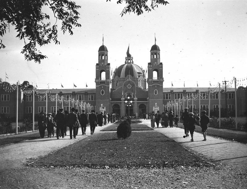 Texas Cotton Palace (c. 1915)