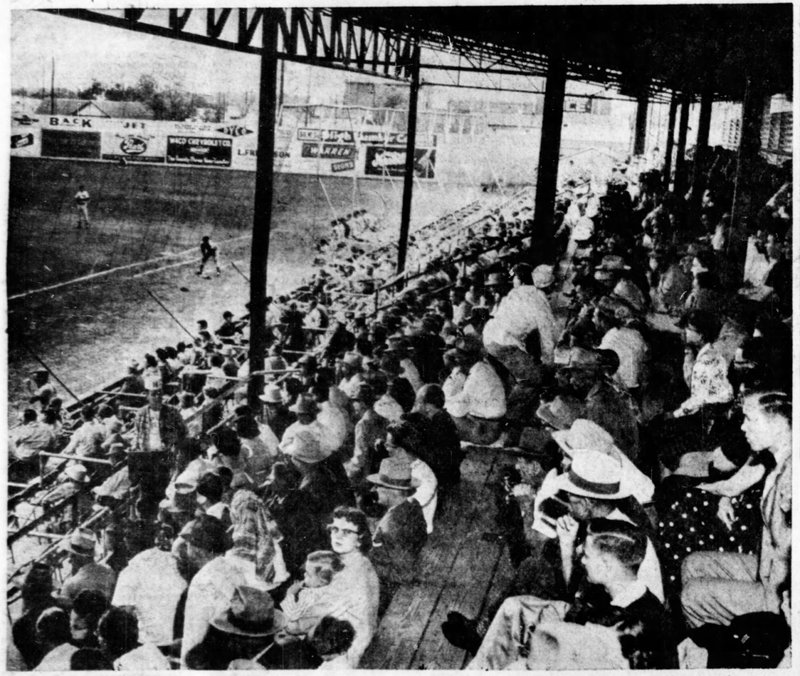 Fans Enjoy the New Stands