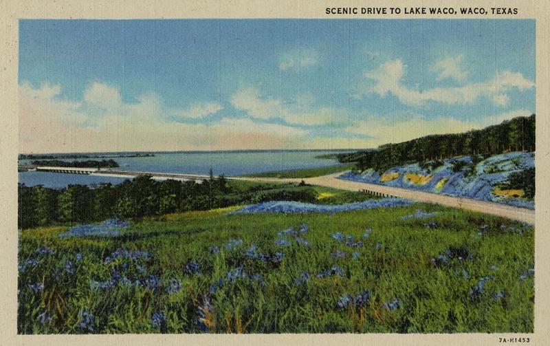 Media - Lake Waco Waco History