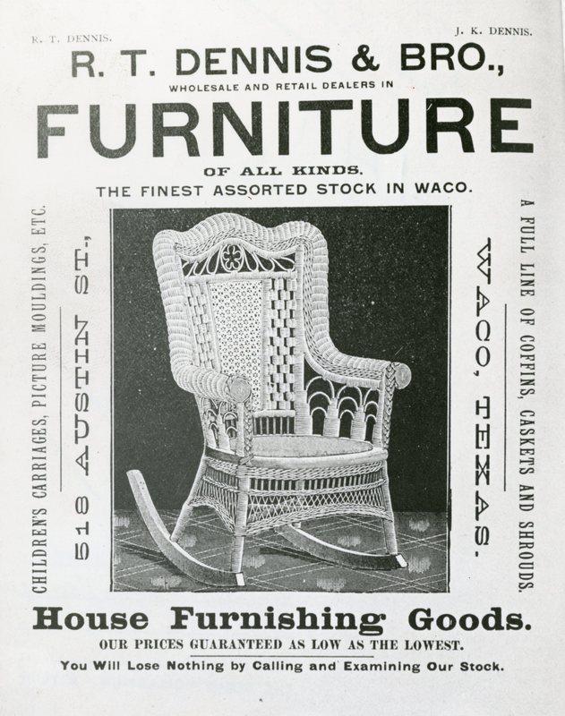 1896s Advertisement