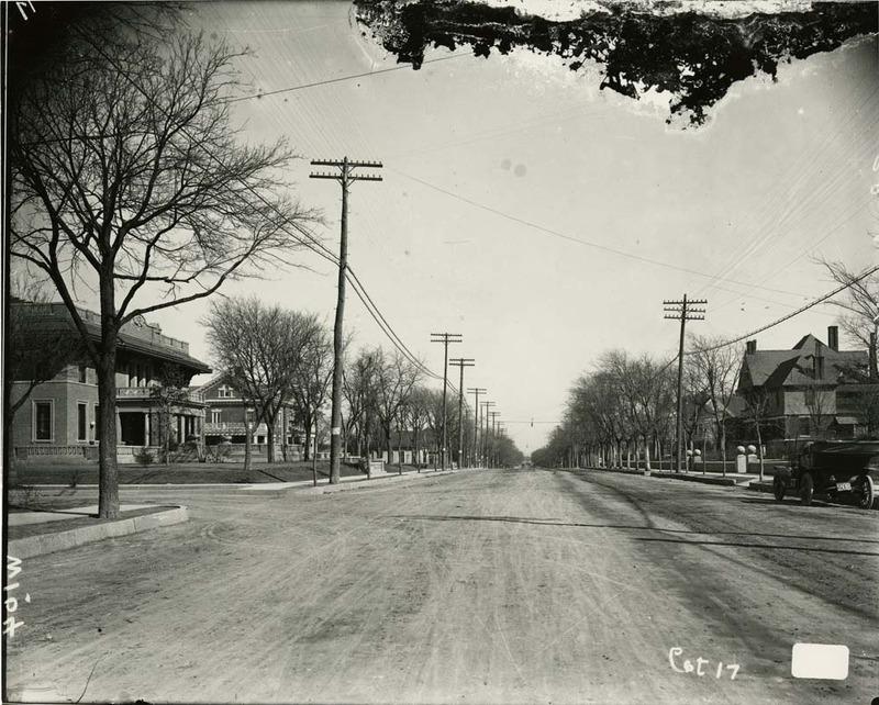 Migel House on Columbus Avenue (1913)
