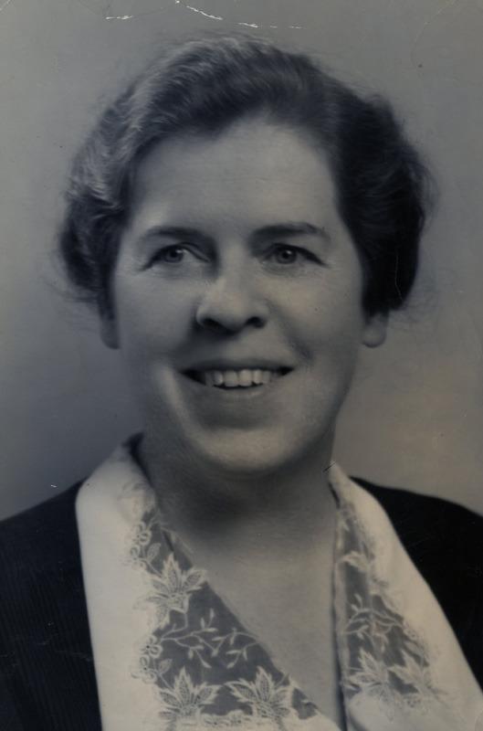 (Gladys Allen, c. 1930)