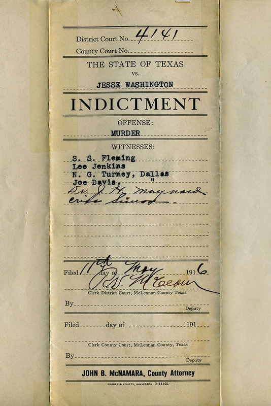 Indictment (1916)