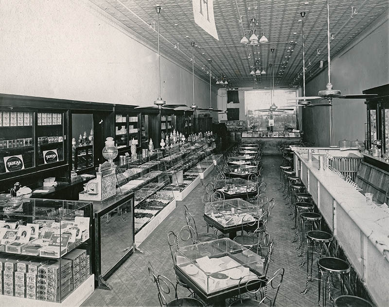 Of Refreshments and Retail