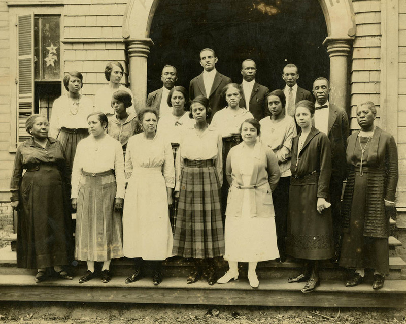 Faculty (early 1900s)