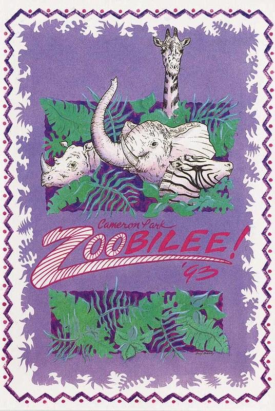 Zoobilee Fundraiser (1993)