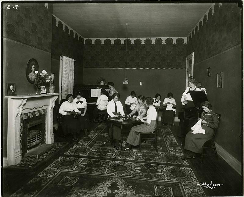 Socialites (c. 1910)
