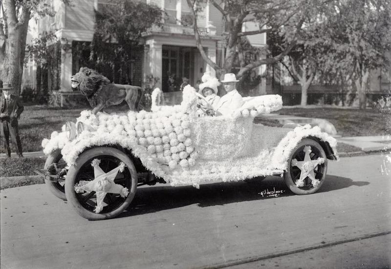 Cotton Palace Parade