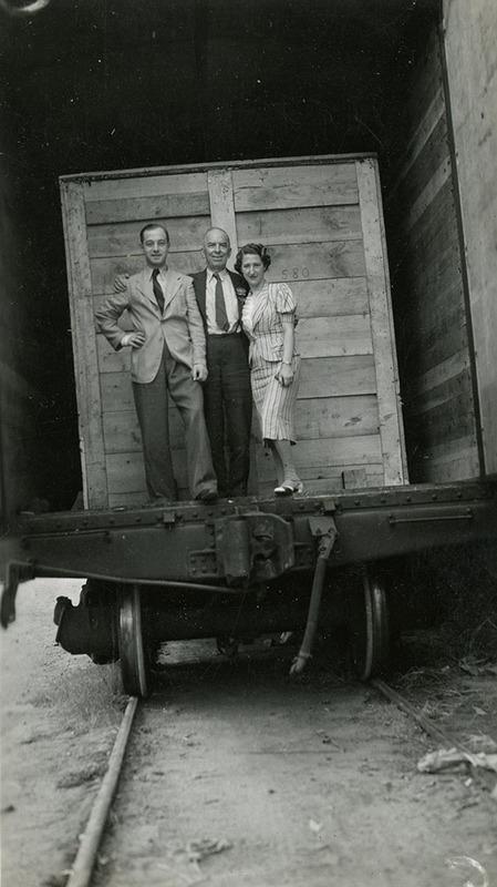 Delayed Arrival (October 1938)