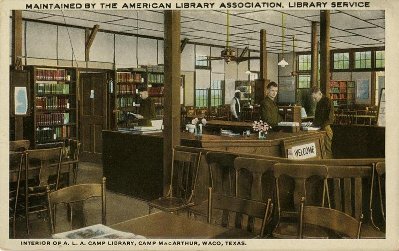 Camp MacArthur Library