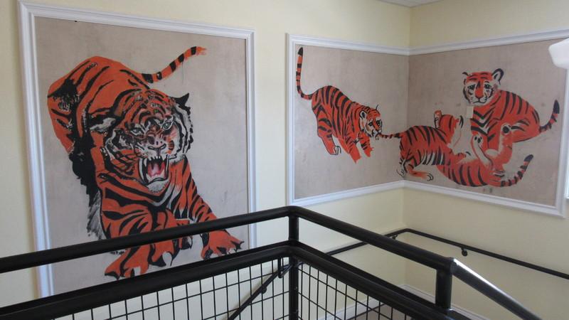 Paul Quinn Tigers