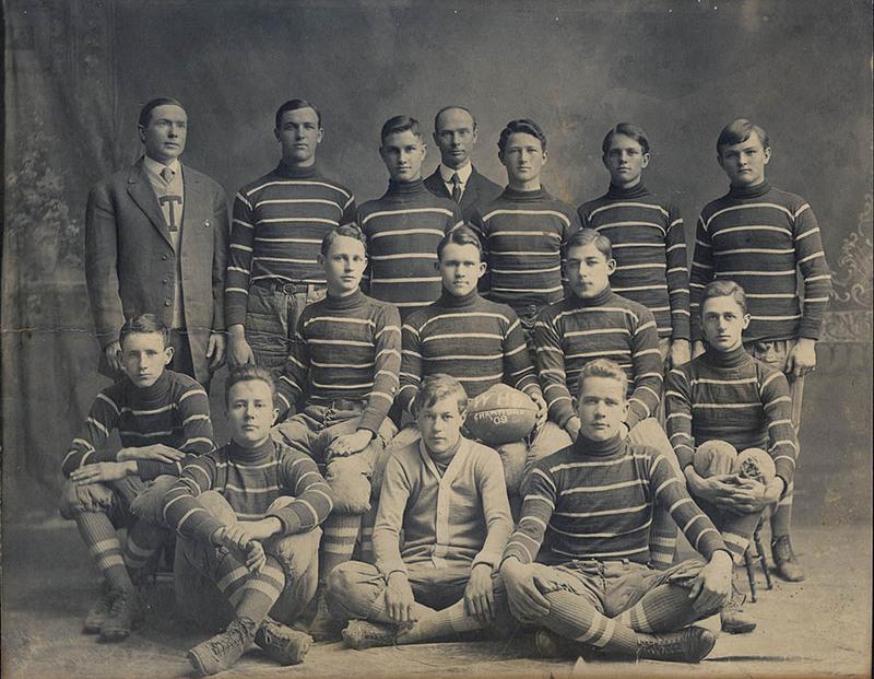 Football Team (c. 1909)