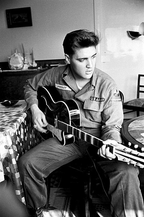 Soldier Elvis
