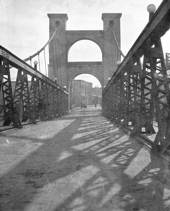 Suspension Bridge (1916)