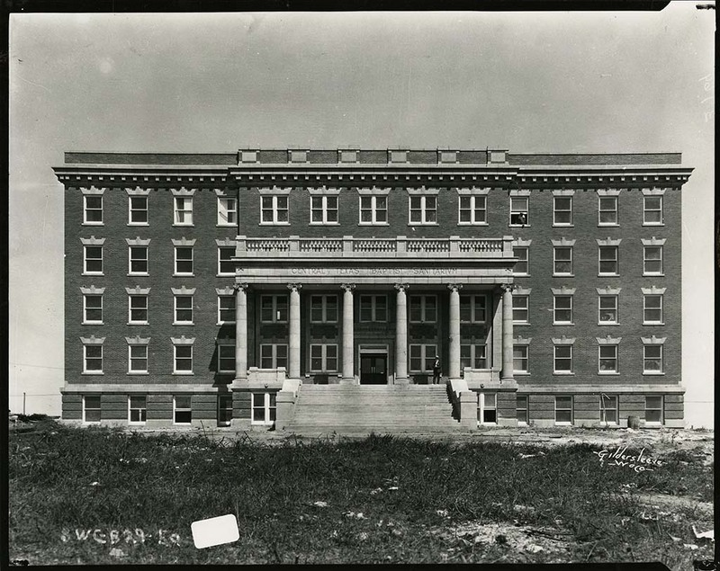 The First Building, 1920