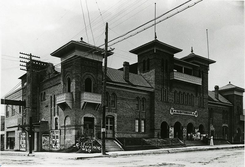 Waco Auditorium (c. 1910)